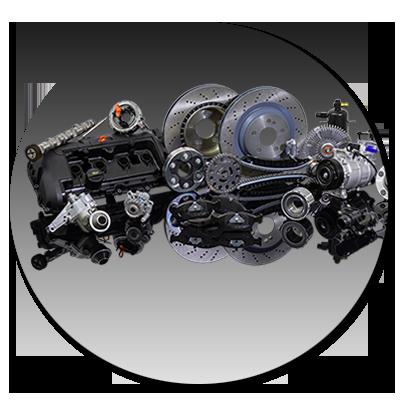 قطعات یدکی موتور